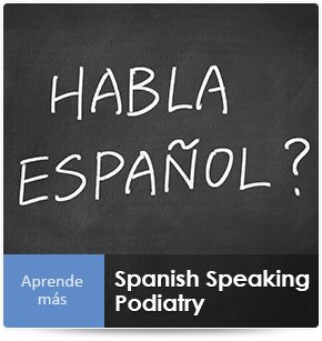 spanish speaking dallas tx podiatry office