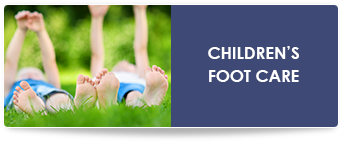 childrens foot care in dallas texas