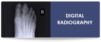 dallas plano foot specialists digital radiography