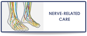 nerve foot care in dallas texas