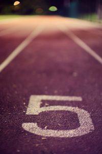 prevent black toenail when running