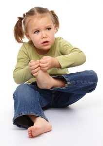 How to relieve children's bunion pain