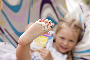 childrens foot care in plano tx