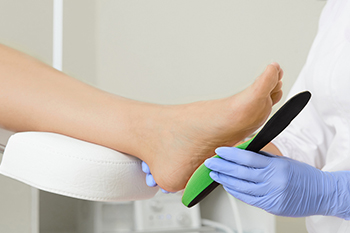 dallas orthotics specialist for custom insoles