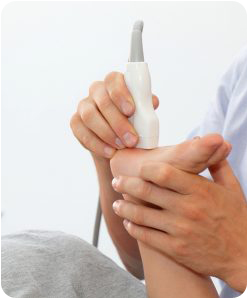 ultrasound foot care in plano tx