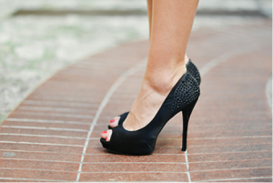 reduce your high heel pain