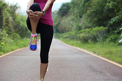 Safe Exercising for Your Feet and Ankles