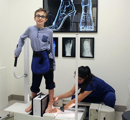dallas tx foot specialist, digital x-rays