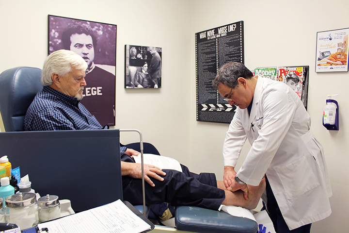 dallas foot specialists, neuroma treatment