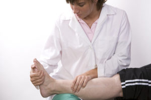 when should I see a podiatrist