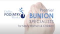 treatment for bunions in dallas