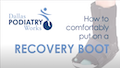 how to put on recovery boot