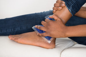 how to get relief from foot pain?