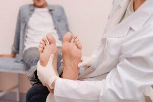 when should I see a podiatrist?